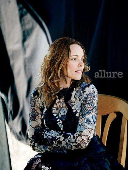 Rachel McAdams: Her Allure Cover Shoot | Allure