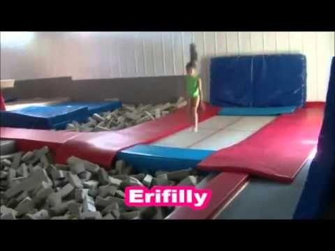 Las mejores gimnastas del mundo - YouTube