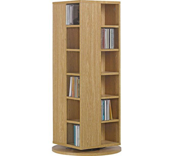 Buy HOME Twister DVD, Blu-ray and CD Storage Unit - Oak Effect at Argos.co.uk, visit Argos.co.uk to shop online for CD and DVD storage, Living room furniture, Home and garden