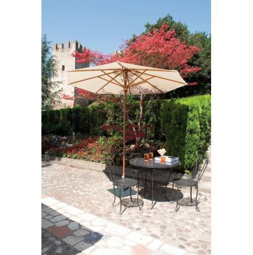 Зонт для улицы круглый без волана, Palladio Standard, Scolaro, 3000 мм