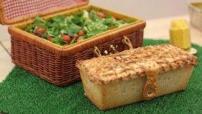 Picnic Basket Pie - Season 4 The Great British Bake Off