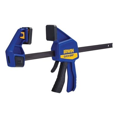 Irwin Tools QUICK-GRIP 12-in Medium-Duty One-Handed Bar Clamp