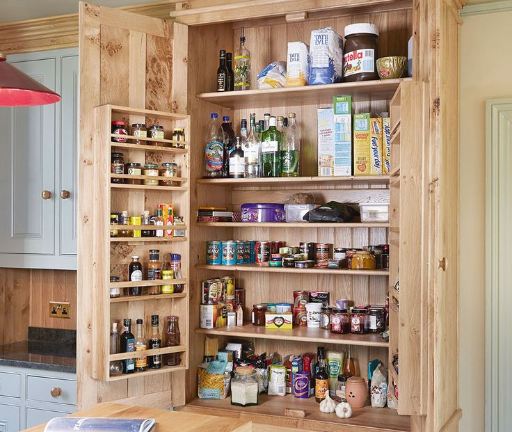 Larder Pantry Cupboard: 17 Best Images About Freestanding Kitchen Pantry Cupboards