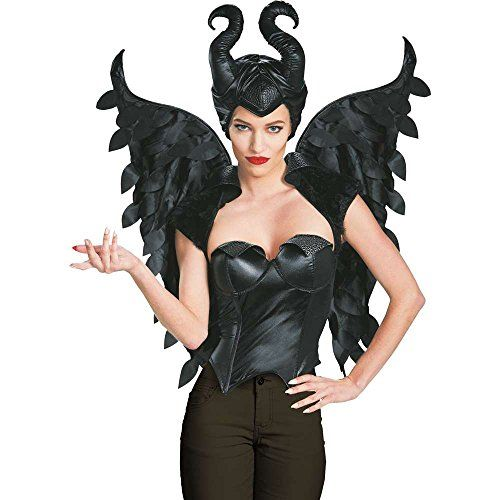 Disguise Women's Disney Maleficent Movie Maleficent Adult Wings, Black, One Size Disguise Costumes http://www.amazon.com/dp/B00J1LW56Q/ref=cm_sw_r_pi_dp_ipwmub1WRP4ZT