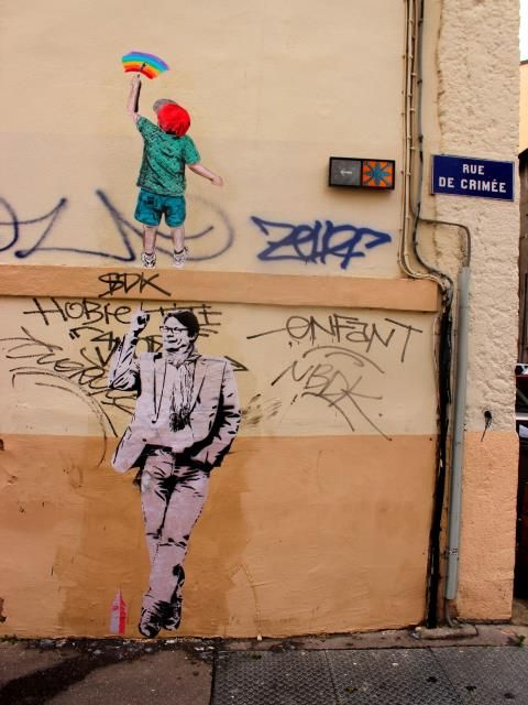 bigbenstreetart -mr street art don mateo