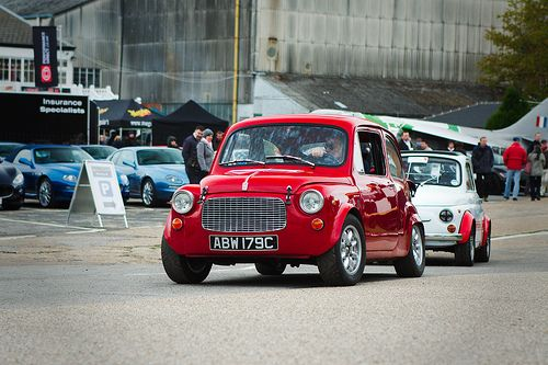 Fiat 600 D with Lotus Twin Cam Engine | Taken at Auto Italia… | Flickr