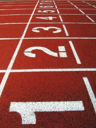 Track and field is what I love
