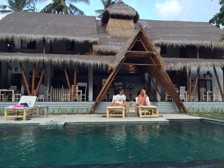 Kuta Baru Hotel, Kuta Lombok, Indonesia