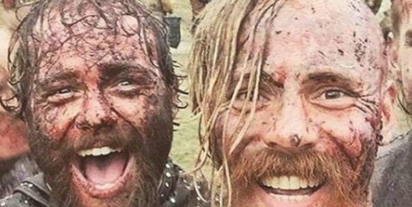Der Cast der History-Serie Vikings hält die Fans zu den Dreharbeiten zur 5. Staffel auf dem Laufenden. Während die Fans auf die zweite Hälfte von Staffel 4 warten, gibt erste Einblicke zur 5. Staffel auf Instagram. Ein paar der besten Schnappschüsse haben wir für euch zusammen gestellt. My son don t mess around #vikings Ein von [ ]