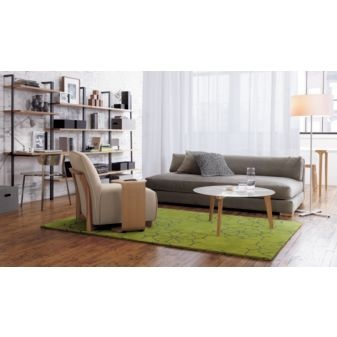 Love this sofa.Coffe Tables, Cb2, White Oak, Helix White, Storage Furniture, Living Room, Mount Bookcas, Wall Mount Desks, Floors Lamps