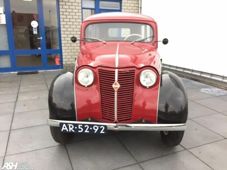 Renault Dauphinoise 1959