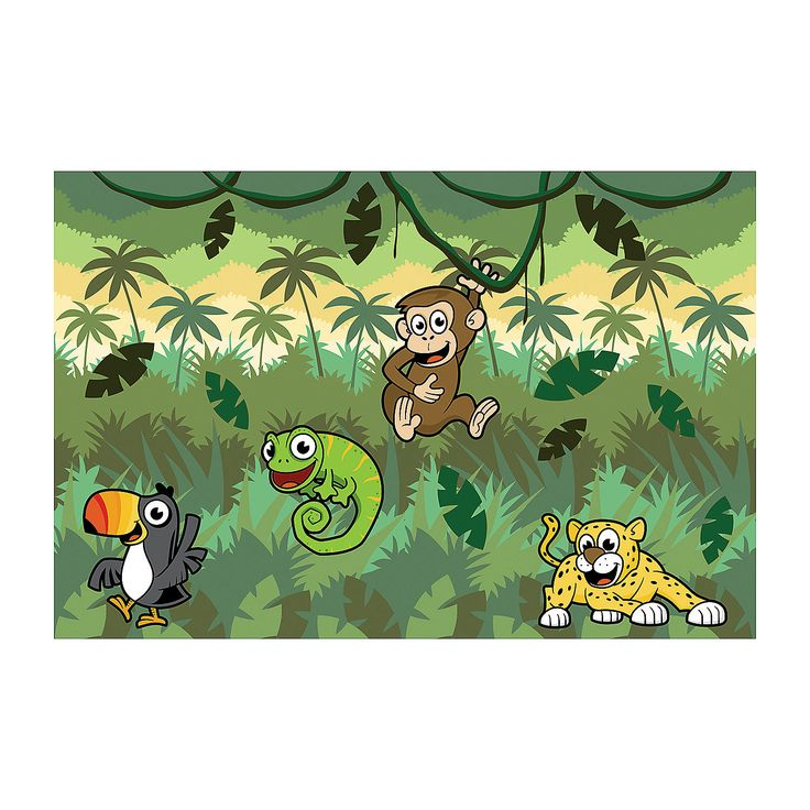 Jungle Safari Vbs: 96 Best VBS 2014 Weird Animals Images On Pinterest