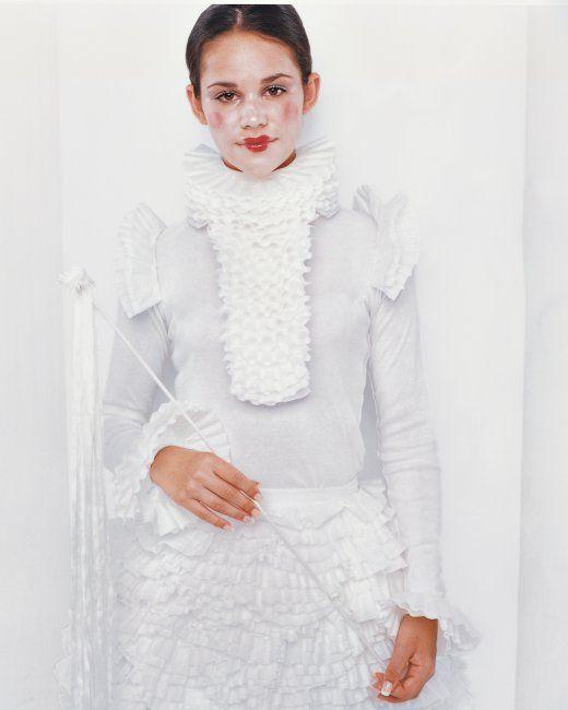 Coffee-Filter Fairy Godmother No-Sew Halloween Costume