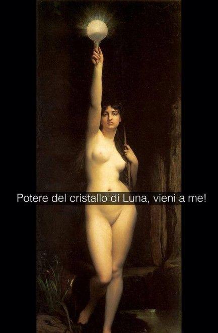 la verità - Jules Joseph Lefebvre Se i quadri potessero parlare: l'ironia su Instagram