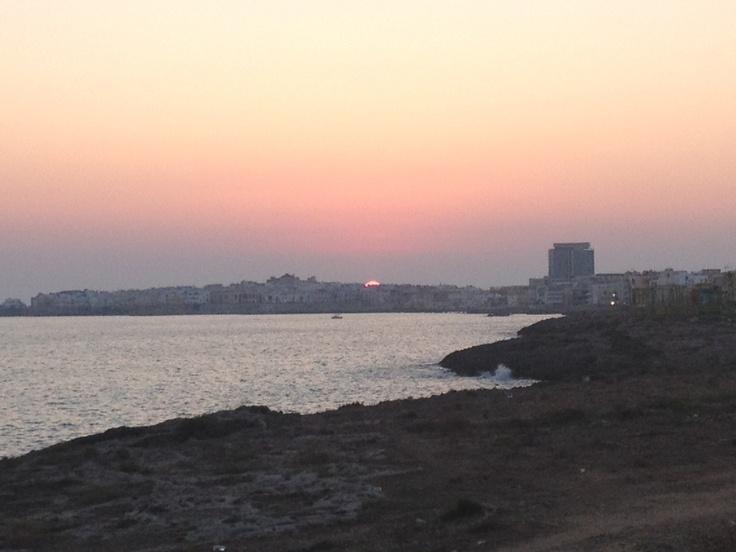 Gallipoli, Salento