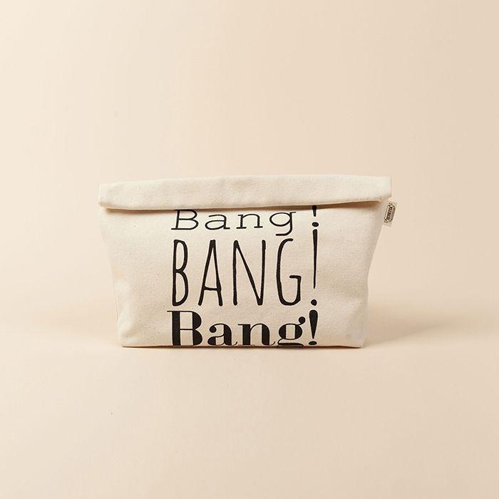 BANG Clutch Bag by 와일드브릭스WILDBRICKS