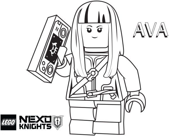 25 Creative Image Of Nexo Knights Coloring Pages Albanysinsanity Com Lego Movie Coloring Pages Coloring Pages For Kids Lego Coloring Pages