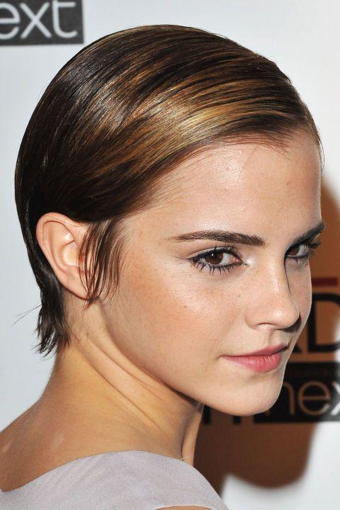 Emma Watson, i tagli capelli e le acconciature più belle