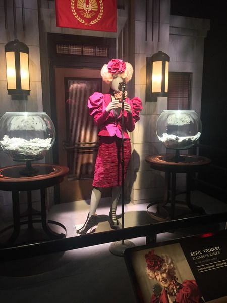 Panem Propaganda - The Hunger Games News - Fan Preview: Inside The Hunger Games Exhibition!