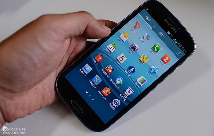 Galaxy S3 - 쿼드코어 스마트폰 갤럭시S3 LTE 페블블루 개봉기. :: Photo and Story