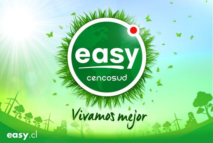 CENSOSUD S.A. Easy Chile #easy #cencosud #hogar #construccion #eco #sustentable #heart #easychile #graphicdesign #retail #chile #deco #reciclaje #green #nature #nature #design #seniorjp #easycl #ecologia #vivamosmejor #diseñador