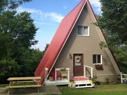 Haleigh's A-Frame Cottage  Small Cool Contest