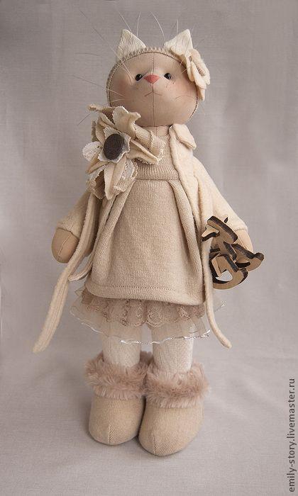 Toy animals, handmade.  Fair Masters - handmade Vivian.  Handmade.