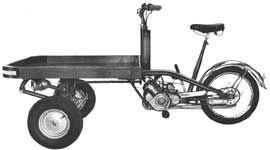 Flakmoped