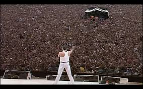 Image result for freddie Mercury live aid