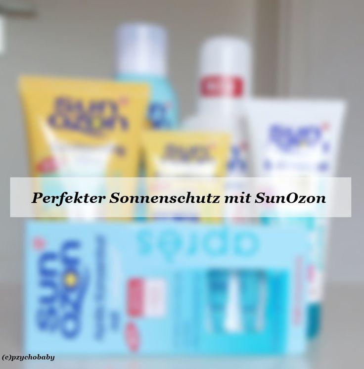 Auch die Pflege nach dem Sonnenbaden ist wichtig ;) mehr dazu auf meinen Blog. #Rossmann #SunOzon #Werbung #Sonnenschutz #Körperpflege #Aprés