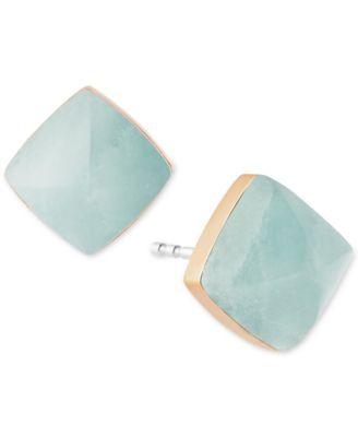 Michael Kors Stone Stud Earrings   macys.com