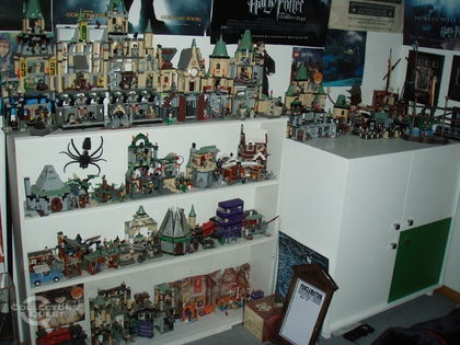 how to start lego collection
