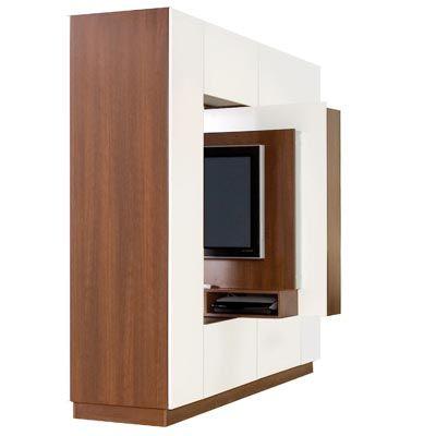 25 best ideas about meuble tv pivotant on pinterest for Meuble separateur de piece
