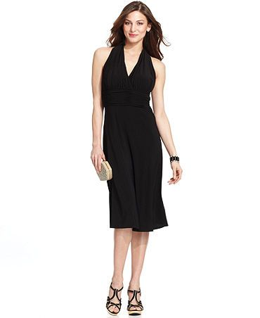 Black tie dinner thingy in a couple of weeks... (ordering 'cause I have a $50 Macys gift card anyway and we'll see...)