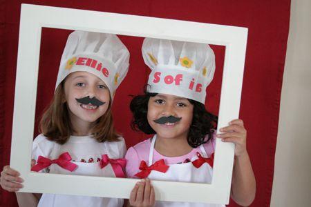 Fun party idea for little kids!