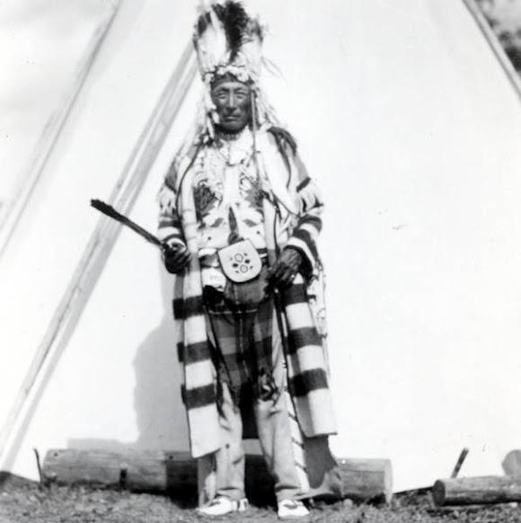 Curly Bear (Blackfeet /Piikani), 1920