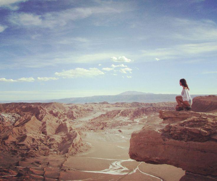 Piedra del Coyote, San Pedro de Atacama CHILE