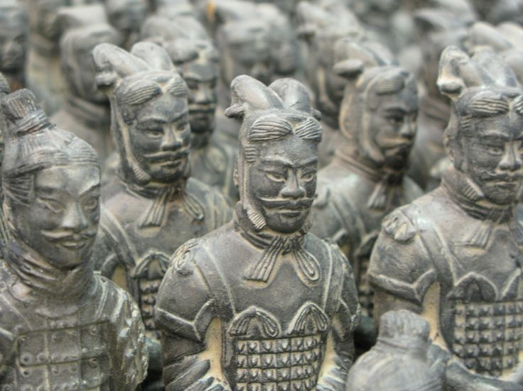 Fascinating Xi39an China Terracotta Warrior Museum Over 8000 Terracotta and also Terracotta In China   Goventures.org