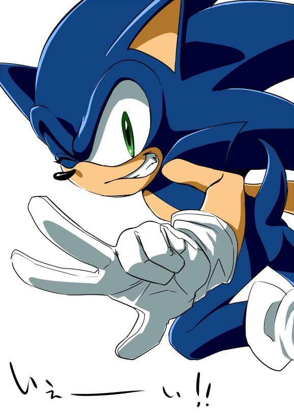 Sonic! back before i got my super nintindo, my sonic on sega was my best friend. but then i pedrmanantly cheated on him with mario!im so sorry, can you forgive me :C
