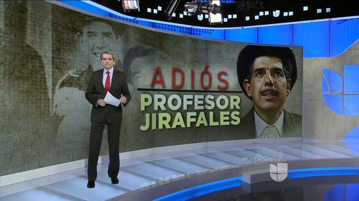 """Despiden En Puerto Vallarta A Rubén Aguirre """"El Profesor Jirafales"""""""
