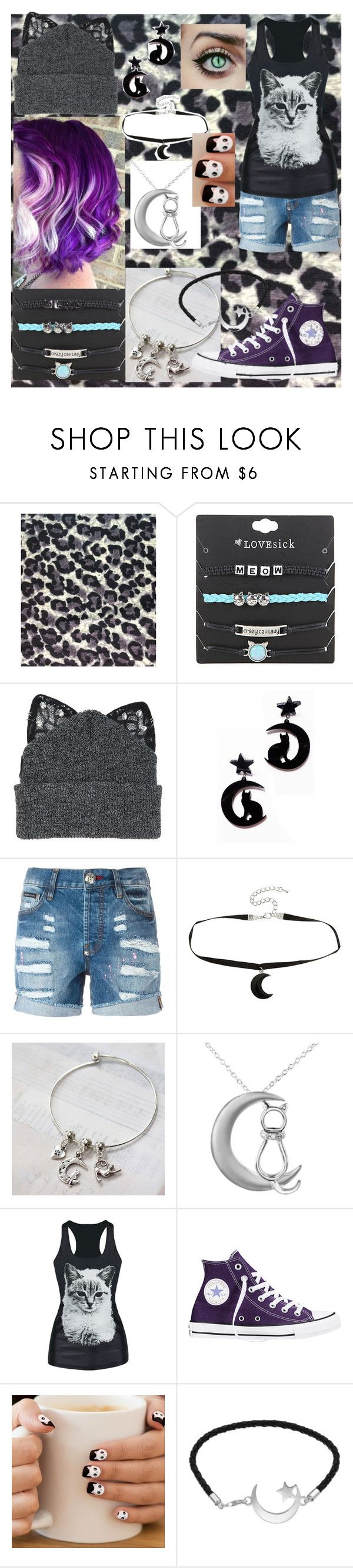 """""""#i'minMaryland!!!"""" by catthorn ❤ liked on Polyvore featuring interior, interiors, interior design, home, home decor, interior decorating, Silver Spoon Attire, Philipp Plein, ASPCA and Converse"""