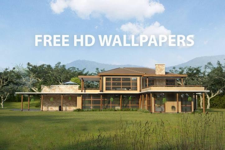 Free Beautiful House Hd Wallpaper Contemporary House Plans Dream House Plans Pool House Plans Dream house images hd wallpaper