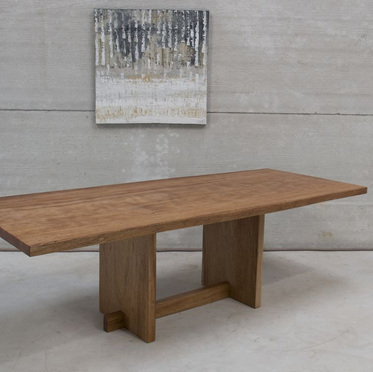 Mika Guanacaste Dining Table