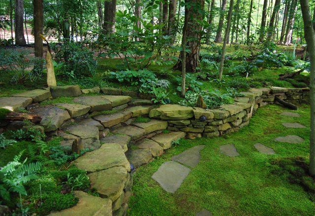 Moss & Stone Gardens Soil prep 2