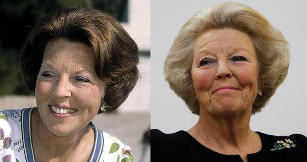 Als sinds de jaren 80 draagt prinses Beatrix haar haar steevast op dezelfde manier. Haar kapsel is haar personal rand geworden.