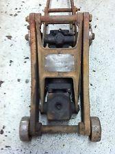 Antique Automotive Marquette Model J Floor Jack