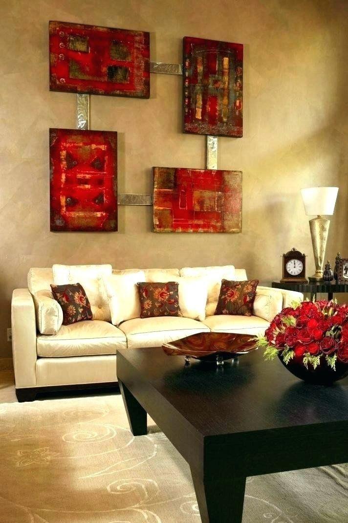 Brown And Cream Living Room Kendi Info In 2020 Tan Living Room Living Room Red Living Room Orange