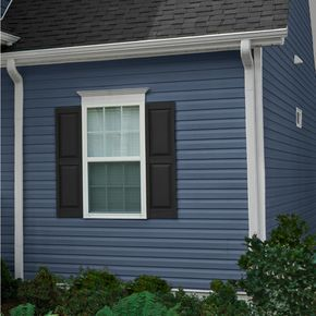 $700 Georgia Pacific compass vinyl siding Bayou Blue