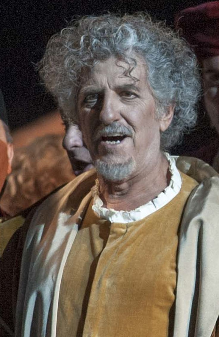Angelo Nardinocchi as Marullo. Voice type: baritone.