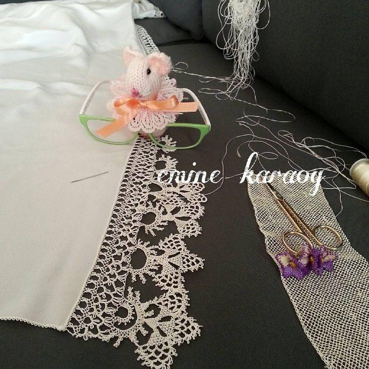 """""""#needlework #igneoyası #igneoyasi #iğneoyasi #iğneoyası #elişi #handmade…"""